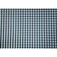Egg Crate - Light Diffuser Half Sheet 600mm x 600mm x 8mm Black