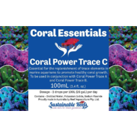 Coral Essentials Coral Power Trace C 100ml