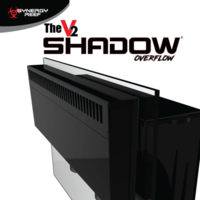 "Synergy Reef 16"" V2 Shadow Overflow With Diamond Hole Saw"