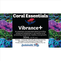 Coral Essentials Vibrance+ 50ml