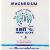 100% Reef Safe Liquid Magnesium Supplement 1lt